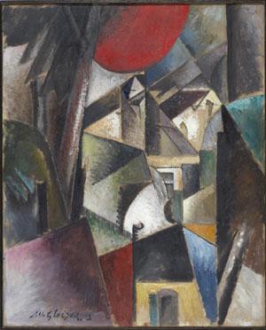 <em>Paysage</em>, 1913<br /> Huile sur toile<br /> 98,5 x 79,5 cm<br /> Acquisition (inv. AD04801)