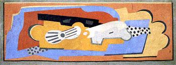 <em>Sans titre,</em> 1924<br /> Huile sur toile<br /> 72 x 182 cm<br /> Acquis vers 1960 (inv. ADK 12396)