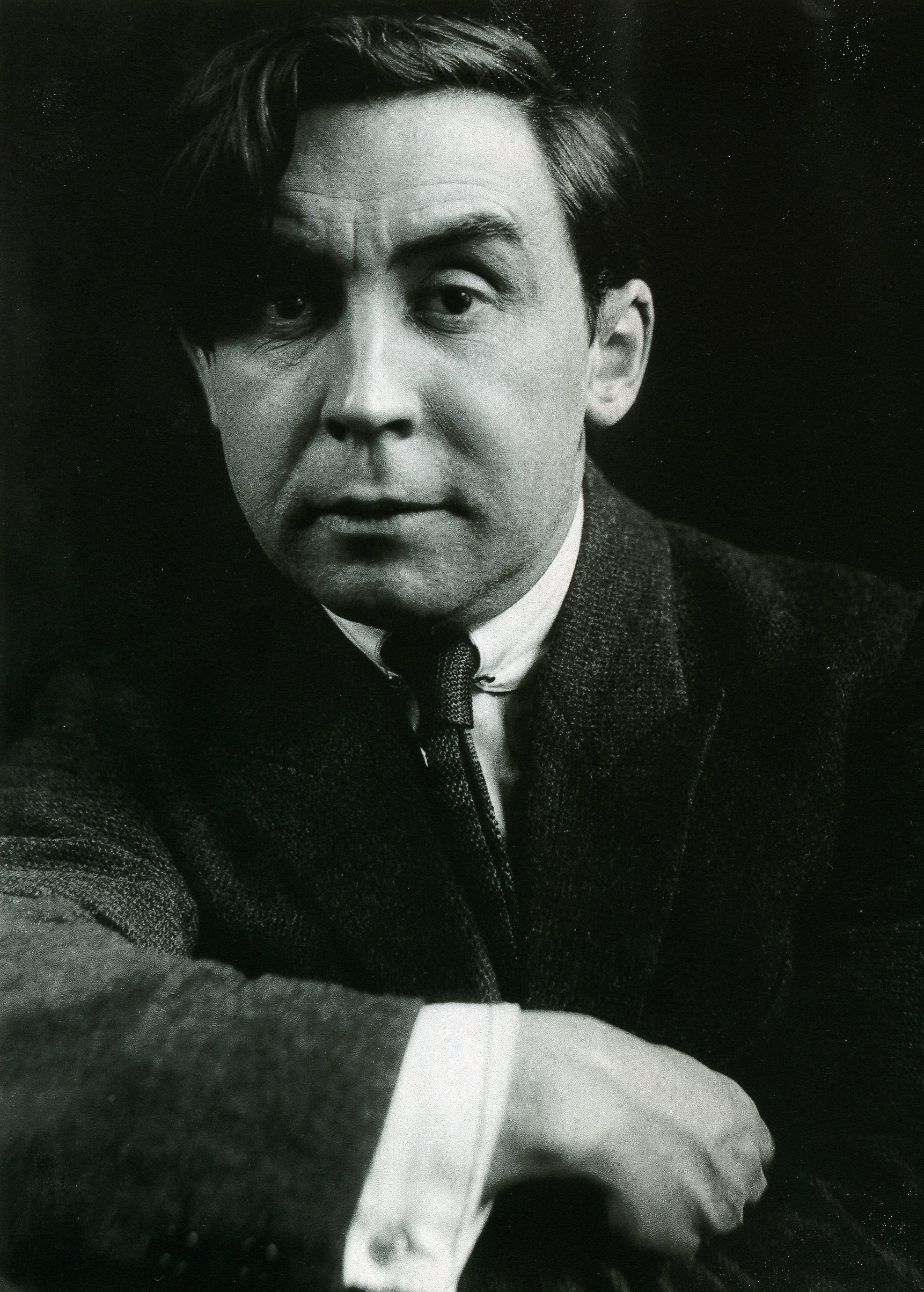 Pierre Choumoff, <em>Albert Gleizes</em>, vers 1920