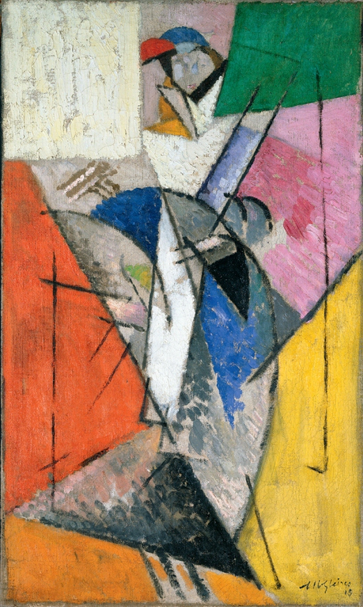 1000 images about gleizes on pinterest cubism oil on for Albert gleizes